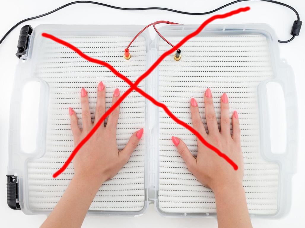 Sobre los dispositivos de iontoforesis… que no lo son