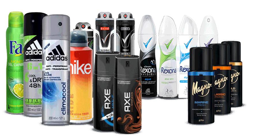 ¿Gastas mucho en desodorantes? Aquí te decimos como solucionarlo